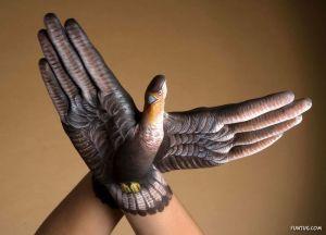 amazing hand paint funzug org 09