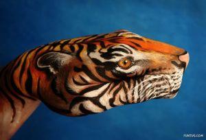 amazing hand paint funzug org 11